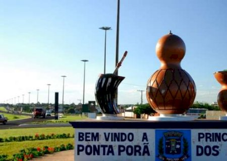 Ponta Porã completa 108 anos separada da irmã-gêmea pela pandemia