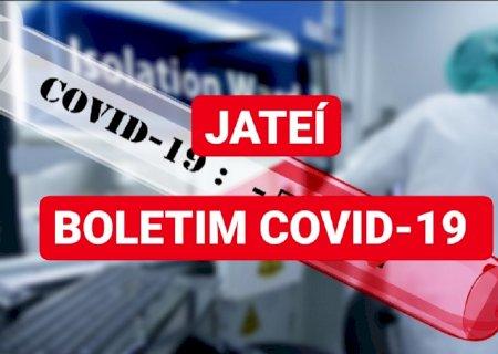 Em Jateí, novos casos são confirmados de Covid-19 e vem de moradores da área de fazenda; Veja boletim