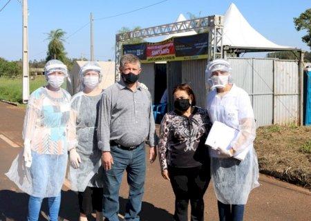 Jateí recupera 100% e completa 21 dias sem novo caso de covid-19