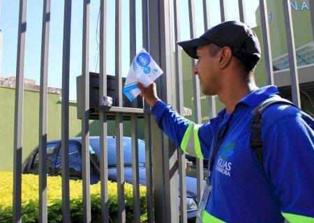Cortes de água continuam suspensos para famílias de baixa renda em MS