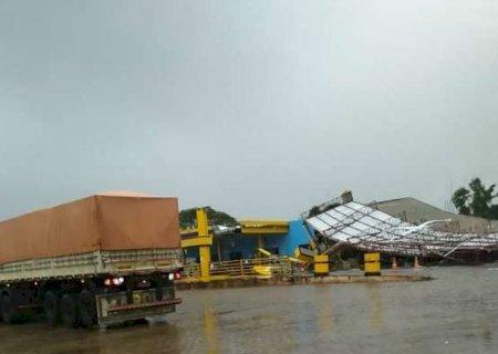 Após temporal com ventos de 80 km por hora, Juti decreta situação de emergência