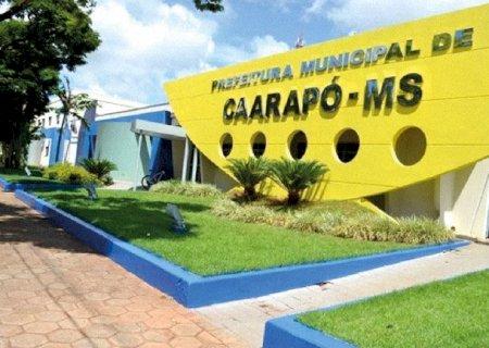 Empresa vence licitação de pavimentação em Caarapó por R$ 7,9 milhões