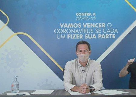 Covid-19: Defensoria Pública entra com pedido de lockdown por 14 dias em Campo Grande