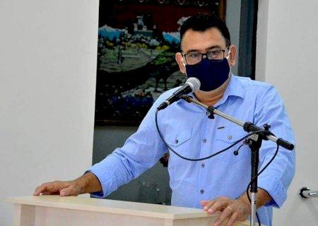 Vereador João Hermes decide apoiar Dirceu Diguti e afirma que \'Sonho de ser Prefeito não acabou\'