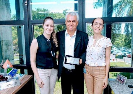 Hospital da Sias agradece o Deputado Estadual, Cabo Almi por destinação de recursos