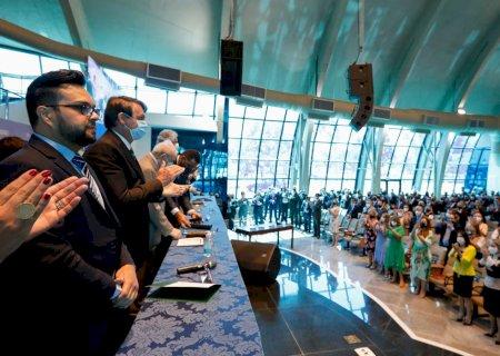 """Bolsonaro diz que país está em fase final de """"grande provação\'"""