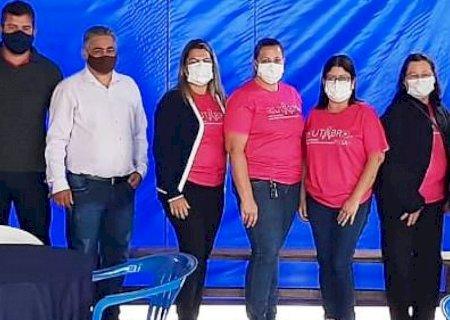 Saúde dá suporte para o Hospital de Amor que atendeu mulheres da zona rural e sede em Jateí