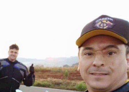 Ex-bombeiro de Ivinhema não resiste ferimentos de acidente e morre em SC