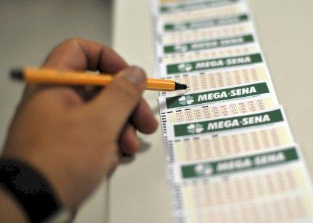 Mega-Sena tem sorteio hoje com prêmio acumulado de R$ 36 milhões