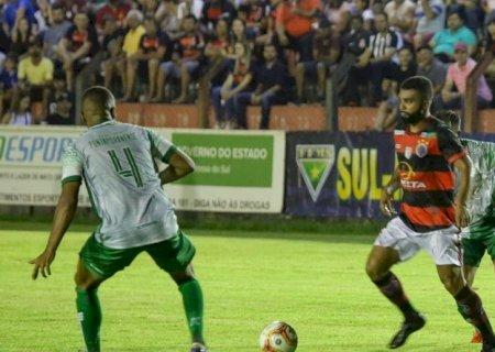 Águia Negra estreia hoje pela Série D no Mato Grosso