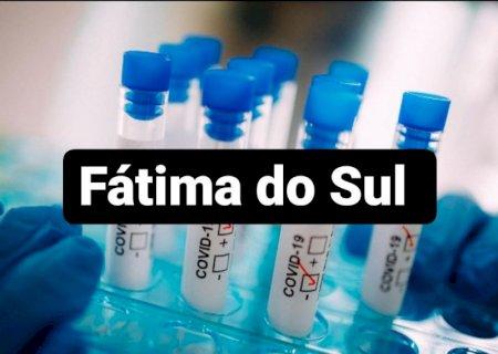 COVID: Semana fecha com 34 casos confirmados, 09 só nas últimas 24h em Fátima do Sul