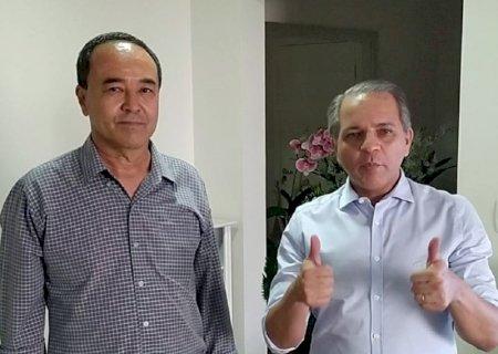 Coronel Davi é mais um deputado que declara apoio ao candidato do MDB em Fátima do Sul