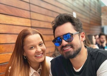 'Só pra te ver voltando': Fernando e Maiara reatam namoro