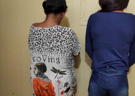 Maconha é encontrada dentro de guarda-roupa e mulheres são presas por tráfico