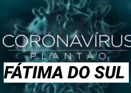 BOLETIM: Novos casos de coronavírus são registrados nas últimas 24h em Fátima do Sul