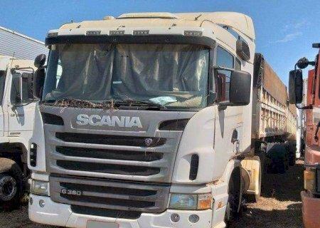 Recebendo lances até dia 30, veículos do tráfico são leiloados por R$ 222 mil