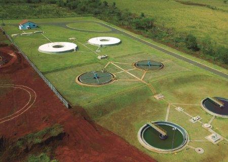 Obras ampliam para 83% a cobertura do sistema de esgotamento sanitário em Dourados