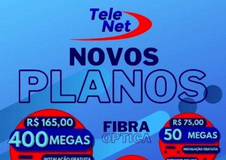 Veja os novos preços dos planos da Telenet para Vicentina e Fátima do Sul