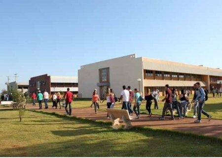 Com quase 2 mil vagas, UFGD abre vestibulares para 40 cursos de graduação