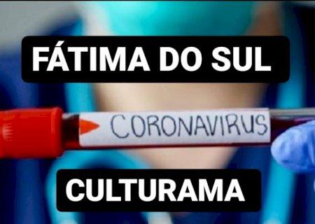 EXPLODIU: Mais 11 positivos nas últimas 24h em Fátima do Sul, Culturama já tem 05 ativos