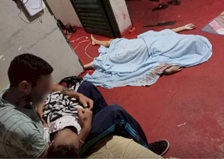 Mãe de adolescente morta procurou bombeiros para defender genro após homicídio