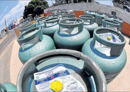 Petrobras confirma reajuste de 6% para o Gás Liquefeito de Petróleo a partir do dia 7 de janeiro