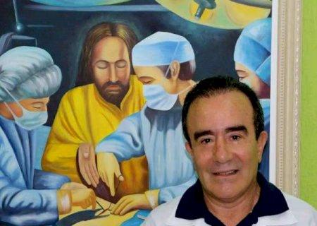 Aos 73 anos, médico Joel Martinez Peixoto morre de covid