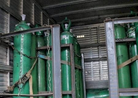 Falta oxigênio também no Pará e cidade perde seis pacientes para covid