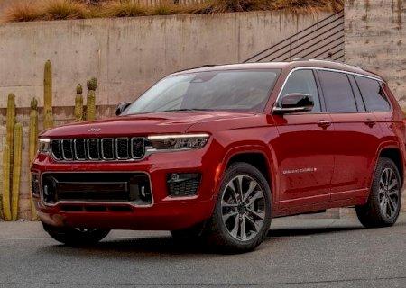 Grand Cherokee L pode ser o futuro Jeep de sete lugares a ser produzido no Brasil