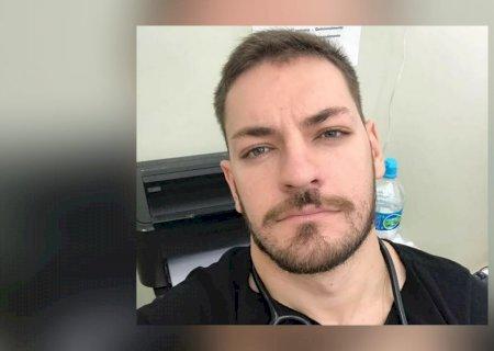 Morto por covid, médico de 28 anos lutou pela vida durante um mês internado
