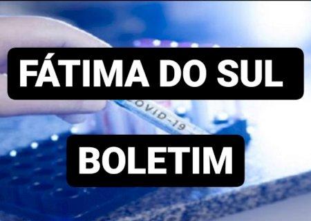 MS registra 14 óbitos em 08 cidades nas últimas 24h, confira o boletim dos casos em Fátima do Sul