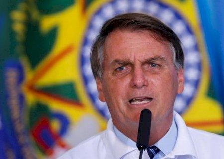 Bolsonaro afirma que Governo Federal não tem responsabilidade com falta de oxigênio em Manaus