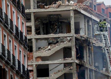 Explosão no centro de Madri deixa dois mortos e diversos feridos