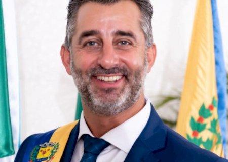 IVINHEMA: Com Covid-19, prefeito é transferido para UTI de Nova Andradina