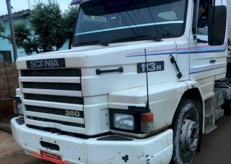 Homem é preso dirigindo carreta embriagado em Deodápolis