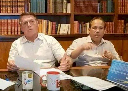 Em live, Bolsonaro pede volta de torcida nos estádios 'o mais cedo possível'