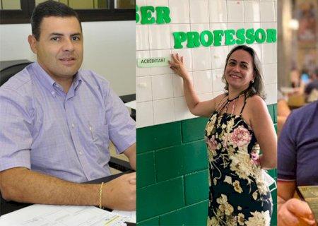 Ilda Machado reeleita em Fátima do Sul anuncia mais 3 nomes para compor secretariado