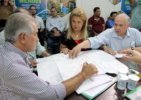 Governo abre nesta quinta licitação para pavimentar rodovia MS-278, que liga Fátima do Sul a Caarapó
