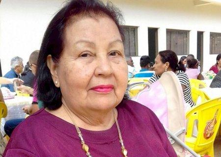 Morre Vicentina Diniz, a voz inconfundível do \'alto-falante\' em Fátima do Sul