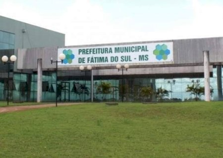 Prefeitura de Fátima do Sul-MS abre cadastro de reserva