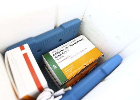 Butantan começa a distribuir 3,9 milhões de vacinas contra covid-19
