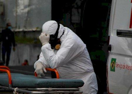 Brasil pode ficar isolado mundialmente por causa de variantes da covid-19