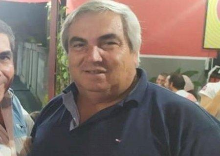 Glória de Dourados de luto, morre o amigo Itairon Vieira por complicações da Covid