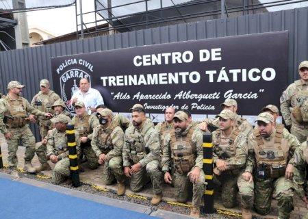 Garras terá centro de treinamento para tropa de elite atuar em operações especiais de MS