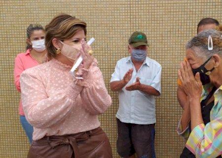 Energisa e Gerência Social de Naviraí sortearam geladeiras do 'Tarifa Social'