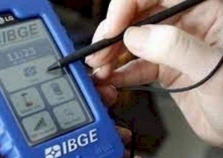 Inscrições para 6.175 vagas temporárias no IBGE termina na sexta-feira