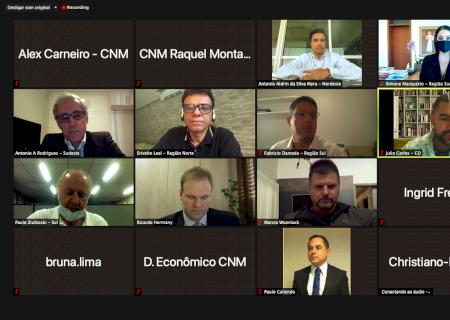 CNM e Frente Nacional de Prefeitos definem Comitê Gestor das Obrigações do ISS