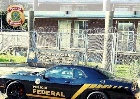 PF transforma em viatura Dodge de traficante que vai de 0 a 100 km em 3 segundos