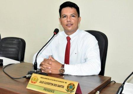 Júlio Buguelo quer implantação do programa Castramóvel no município