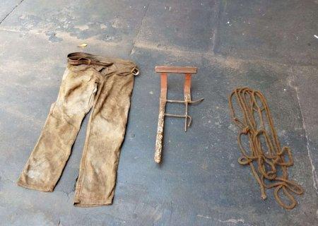 Objetos usados para espancar e amarrar idoso antes de assassinato são apreendidos